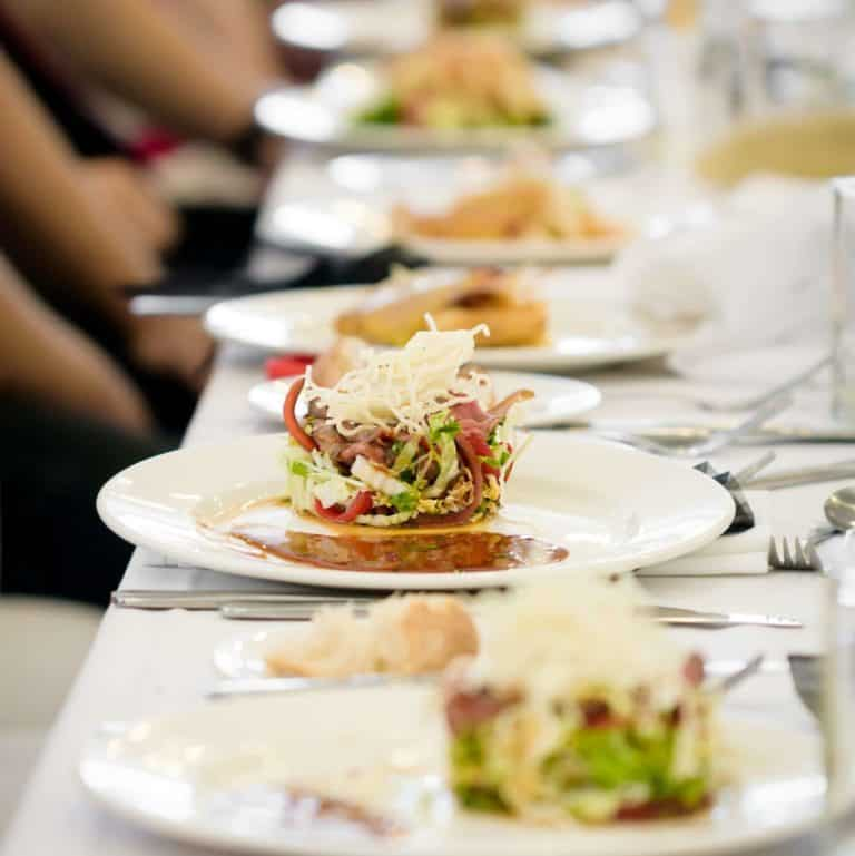 Forest inn function catering